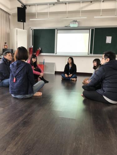 藝起動次動教師專業學習社群II